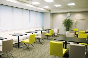 A Newly Built Shared Office in Yoyogi, Shibuya ward